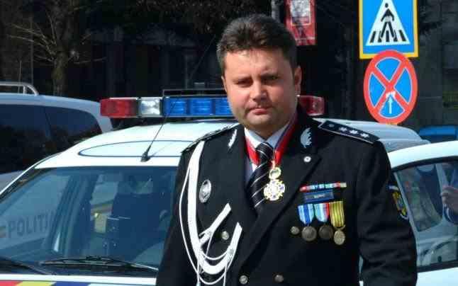 Şoric, fostul şef al Poliţiei Neamţ care îi proteja pe cămătari, a agresat un adolescent