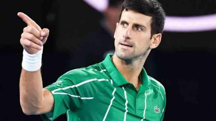 Novak Djokovic confirmat pozitiv cu Covid-19