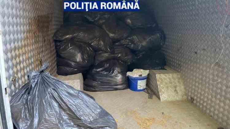 Doi militari, implicaţi în contrabandă cu tutun - Percheziţii de amploare în 41 de judeţe din România