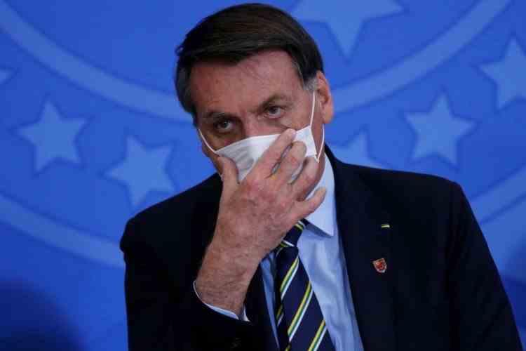 Președintele brazilian este infectat cu COVID-19