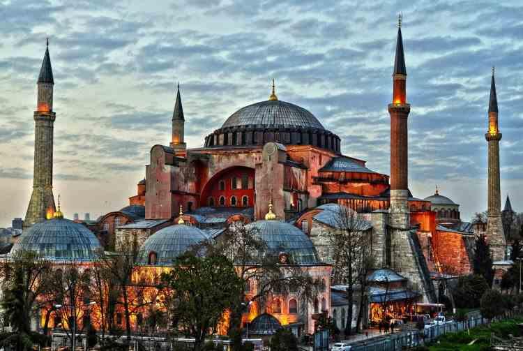 Erdogan: Catedrala Sfânta Sofia din Istanbul va rămâne deschisă tuturor!