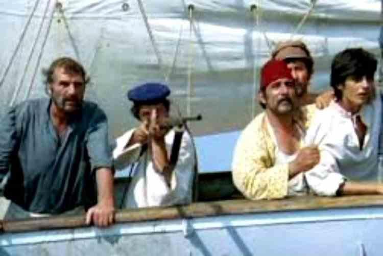 """A murit actorul George Paul Avram - """"Haralamb"""" din """"Toate pânzele sus"""""""