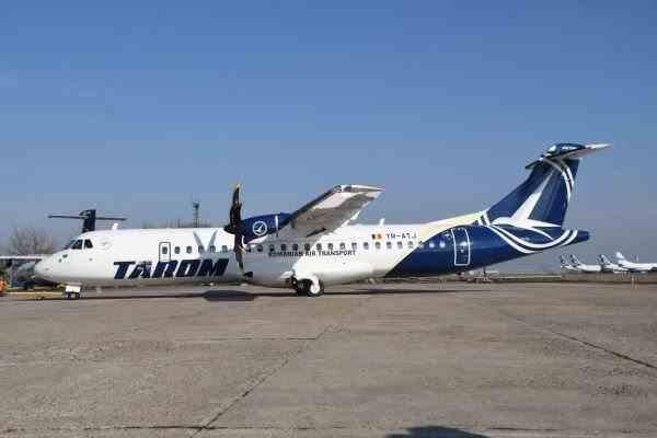 TAROM suspendă zborurile din România către șapte țări