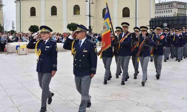 Poliţia de Frontieră Română sărbătoreşte 156 de ani de existenţă instituţională