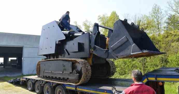 Un moldovean a fost condamnat în Italia pentru construirea unui tanc