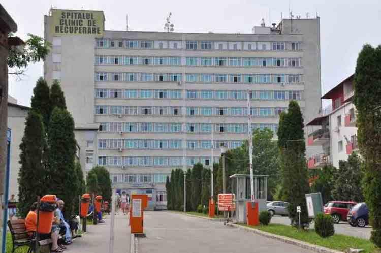 Spitalul Clinic de Recuperare Cluj-Napoca redevine unitate de tratare a pacienţilor infectaţi cu COVID-19