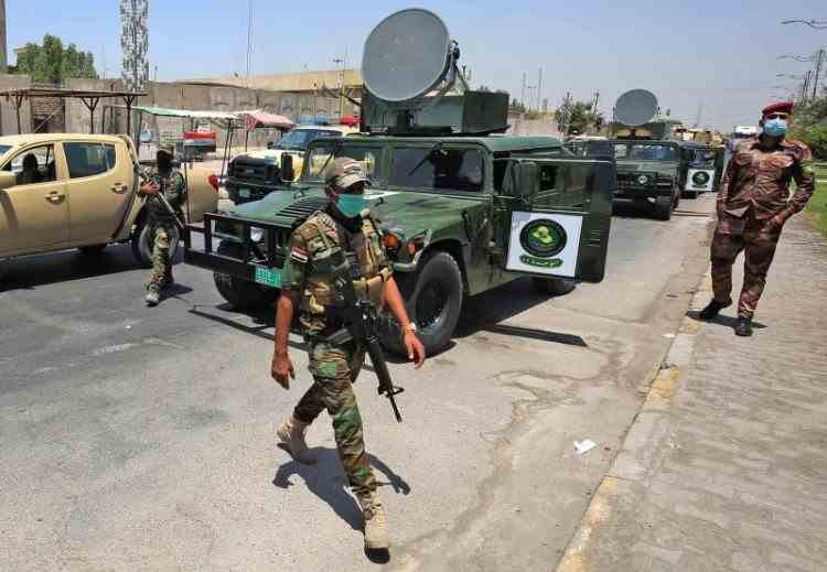 Aeroportul din Bagdad a fost ținta unui atac cu rachete