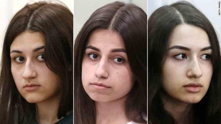 Trei surori și-au ucis tatăl care le abuza sexual și acum riscă 20 de ani de închisoare