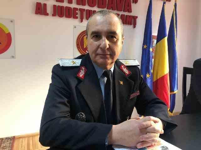 Șeful ISU Neamț a fost găsit mort