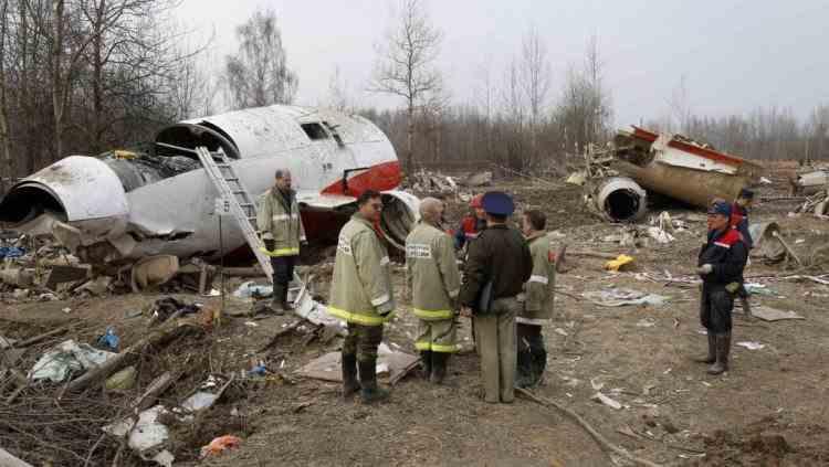 Un cetățean rus, prins în România cu identitate falsă, susține că a fost implicat în accidentul aviatic din 2010, de la Smolensk