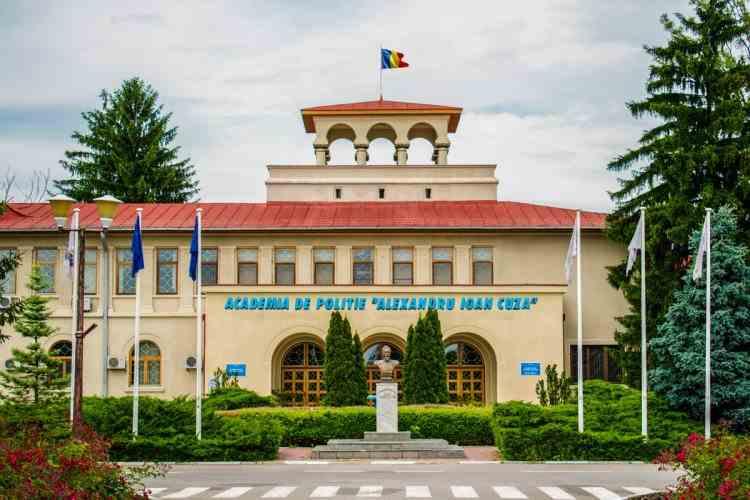 3000 de candidați s-au înscris la concursul de admitere pentru facultățile Academiei de Poliție București