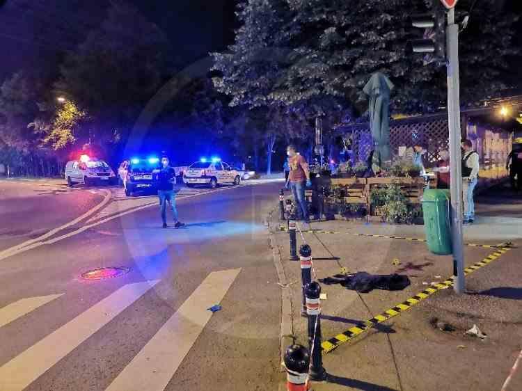 Crima din centrul municipiului Satu Mare a fost surprinsă de camerele de supraveghere