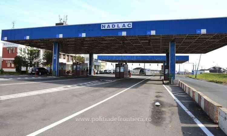 12 puncte de trecere a frontierei cu Ungaria rămân deschise după 1 septembrie