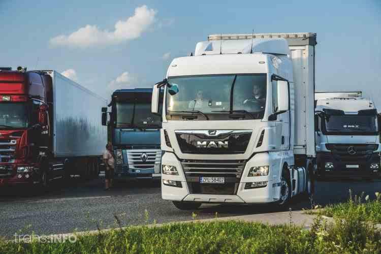 Un șofer român neplătit de patron a vândut TIR-ul cu tot cu încărcătură