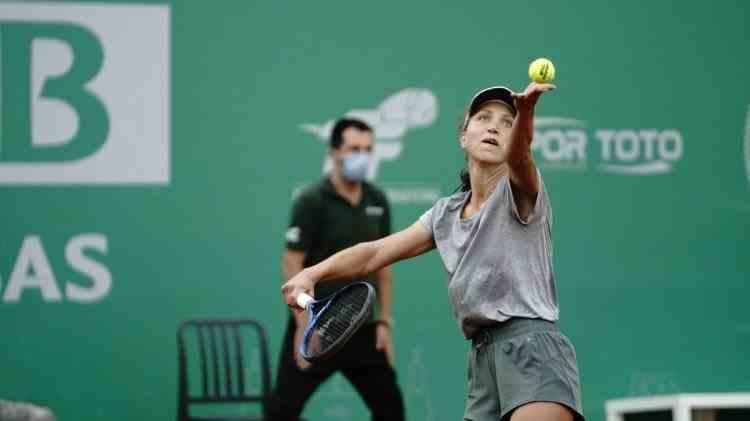 Patricia Țig a câștigat primul premiu WTA din carieră