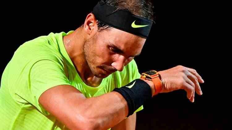 Marele favorit al turneului de la Roma a fost eliminat de un jucător pe care îl învinsese de nouă ori în carieră