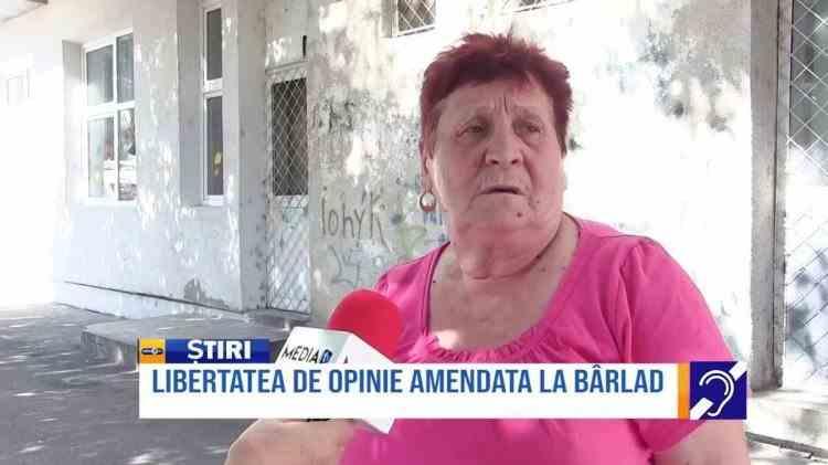 O femeie a fost amendată de Poliția Locală pentru că l-ar fi jignit pe primar
