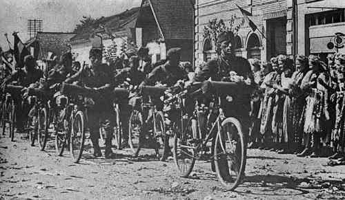 Masacrul-spectacol de la Oradea din toamna anului 1940 - 30 de români, printre care și polițiști, executați cu public