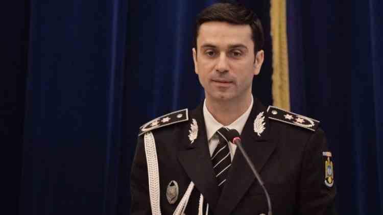 Pensionat la 44 de ani - Chestorul Cătălin Ioniță ar fi făcut infarct după ce a fost demis de la șefia Poliției Române