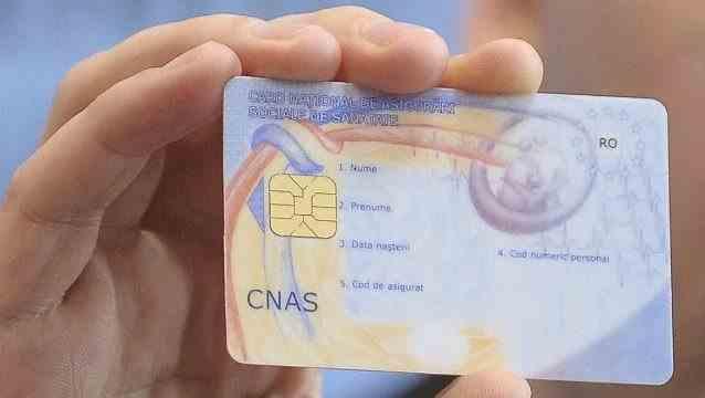 CNAS a anunțat că de la 1 octombrie cardul de sănătate va redeveni obligatoriu