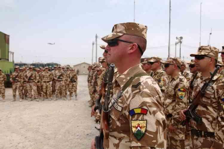 Câți militari români urmează să se întoarcă acasă după ce NATO a anunțat retragerea trupelor din Afganistan