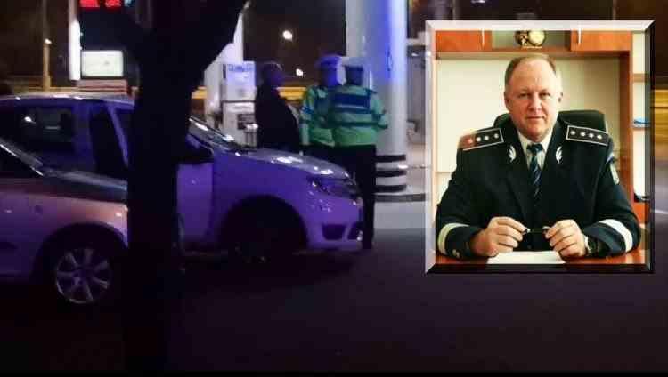Reacția comisarului prins băut la volan - Am băut cidru, nu alcool