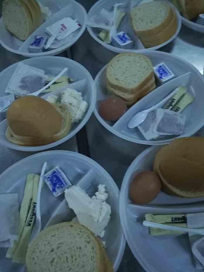 Medicii de la Spitalul Județean de Urgență din Ploiești își donează norma de hrană persoanelor din izolator - Ce meniu primesc pacienții