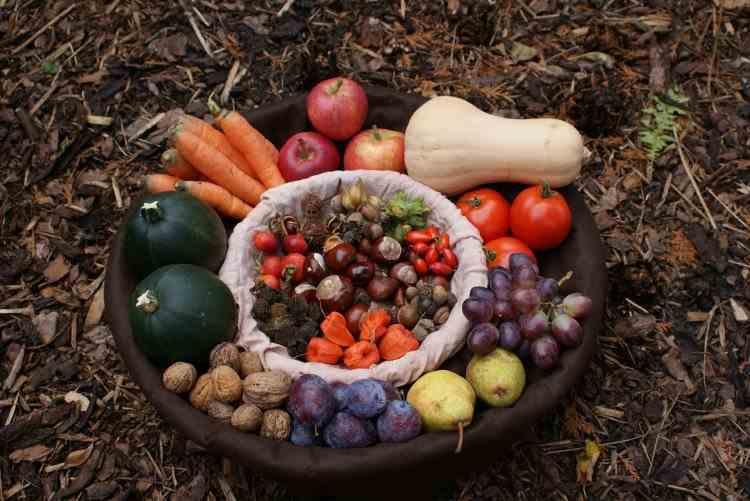 Cum te feresc de boli fructele şi legumele de toamnă
