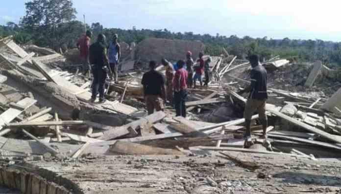 Cel puțin 22 de morți după prăbușirea unei biserici în Ghana