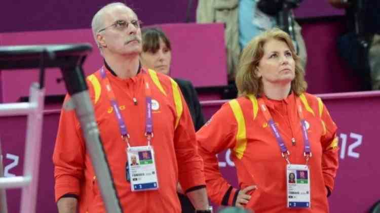Octavian Belu și Mariana Bitang au ajuns în Cartea Recordurilor - Cei mai buni antrenori de gimnastică din lume