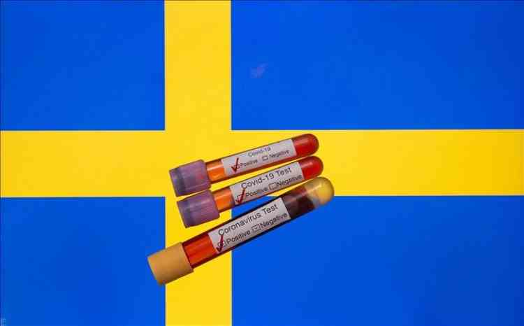 Suedia anunță că în ultimele ore a stabilit un nou record de infectări