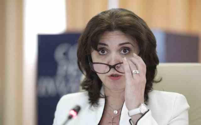 Monica Anisie: Am solicitat să fie evaluate toate tezele de doctorat de la Academia de Poliție