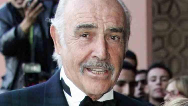 A murit legendarul actor Sean Connery