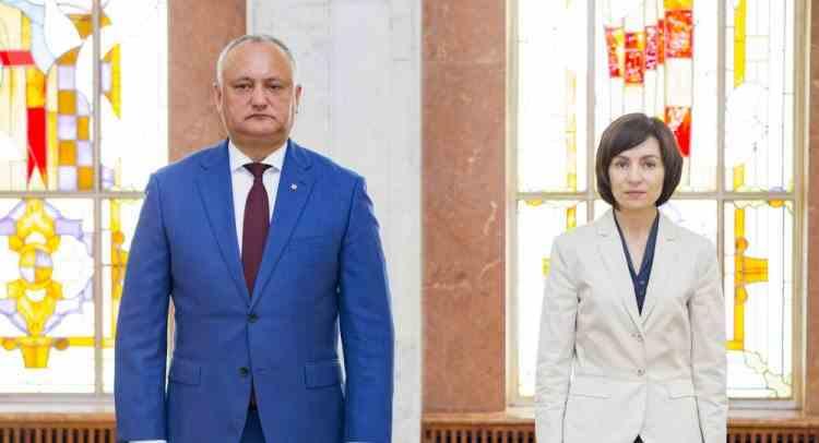Igor Dodon și Maia Sandu merg în turul al doilea al Alegerilor Prezidențiale din Republica Moldova
