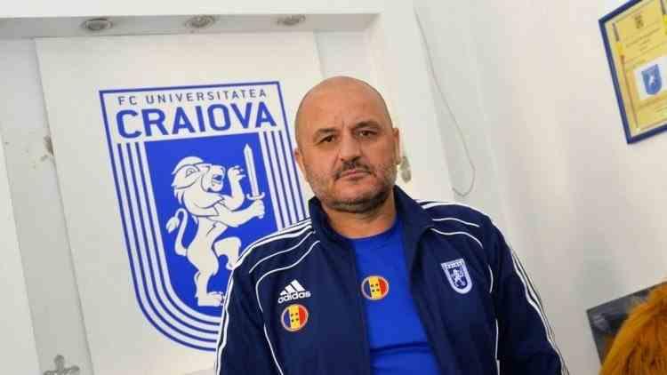 Patronul U Craiova a fost condamnat definitiv la închisoare