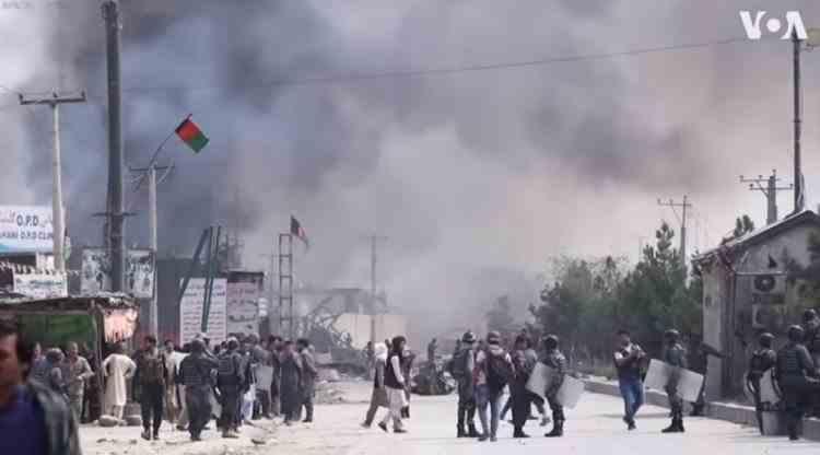 Jurnalist ucis într-un atentat cu bombă în Afganistan