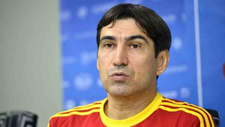 Victor Pițurcă a fost confirmat cu coronavirus