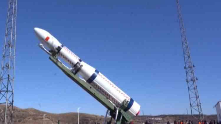 Primul satelit 6G din lume a fost lansat pe orbită de China