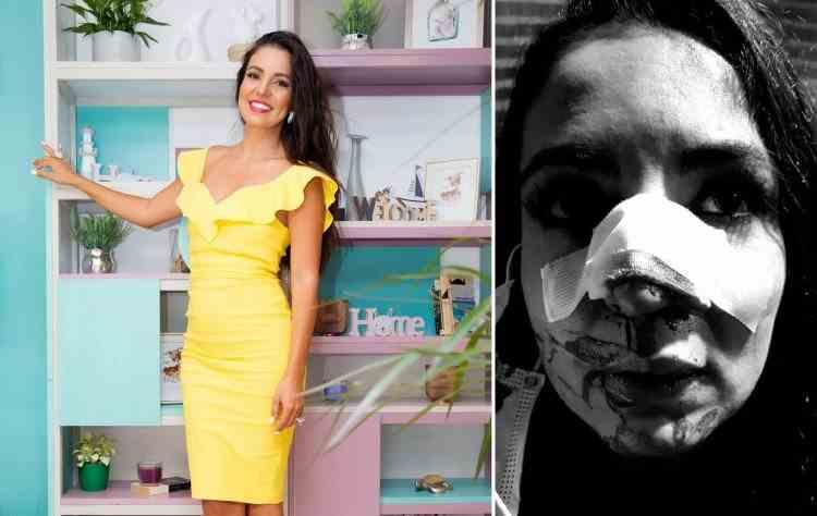Am sunat singură la ambulanță - Primele declarații ale Cristinei Joia după ce a fost lovită într-un magazin din București