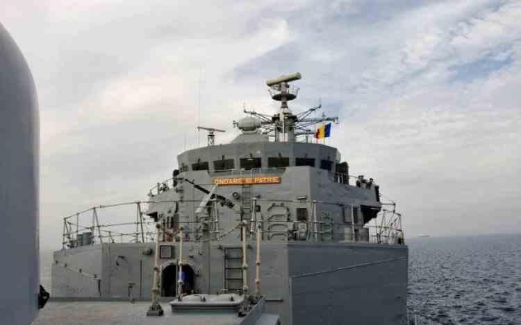 Mai mulți militari români s-au infectat cu COVID-19 pe Fregata Regina Maria - Misiunea NATO se încheie prematur