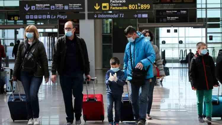 Românii vor fi obligați să prezinte un test negativ pentru SARS-CoV-2 la intrarea în Spania