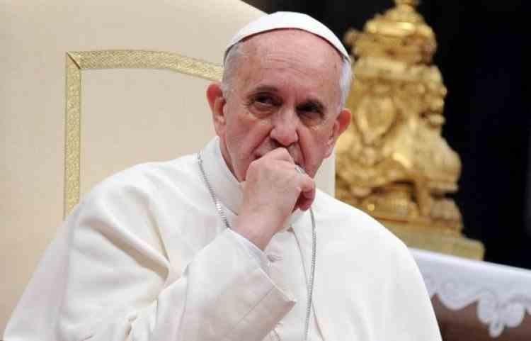 Papa Francisc s-a rugat pentru victimele incendiului de la Piatra Neamţ și a transmis un mesaj de compasiune