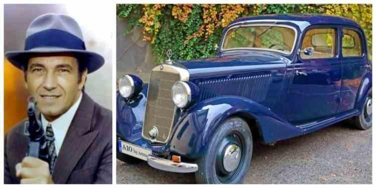 Mașina comisarului Moldovan a fost vândută la o licitație pentru 28.000 de euro