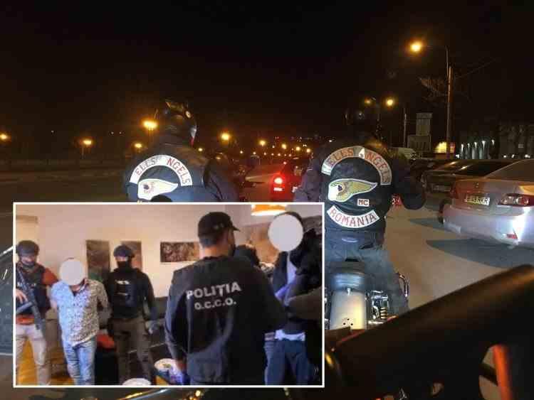 Liderul clubului Hells Angels Bucureşti şi doi traficanţi neozeelandezi au fost arestaţi preventiv pentru trafic de cocaină