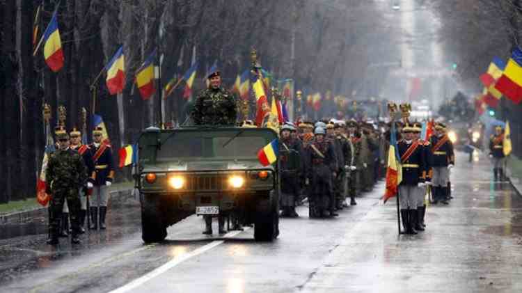 Ziua naţională a României - Sărbătoare în online