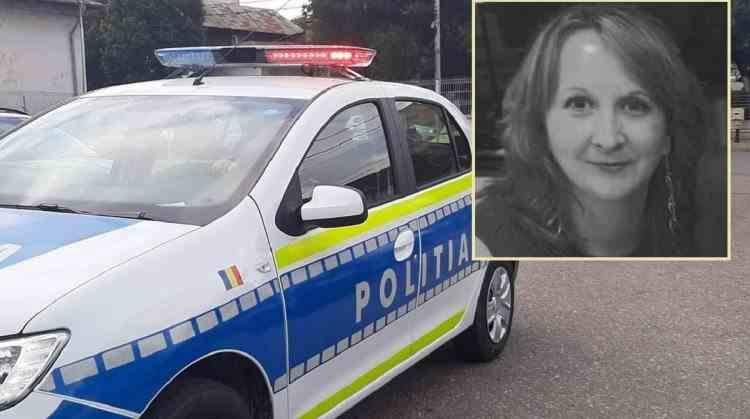 O polițistă a murit strivită de mașina pe care o lăsase neasigurată în pantă