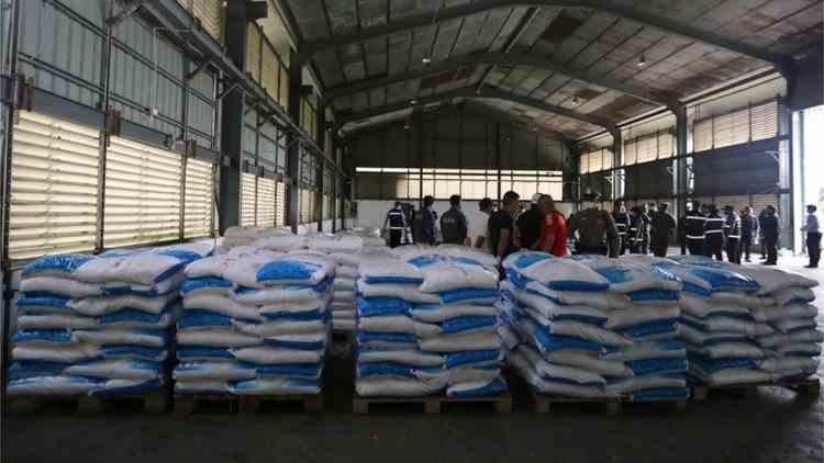 Captură de ketamină de 1 miliard de dolari anunțată de autoritățile din Thailanda - Drogurile erau de fapt aditivi alimentari