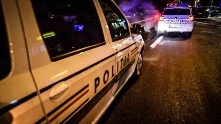 Un polițist a fost găsit împușcat în cap în mașină la Giurgiu