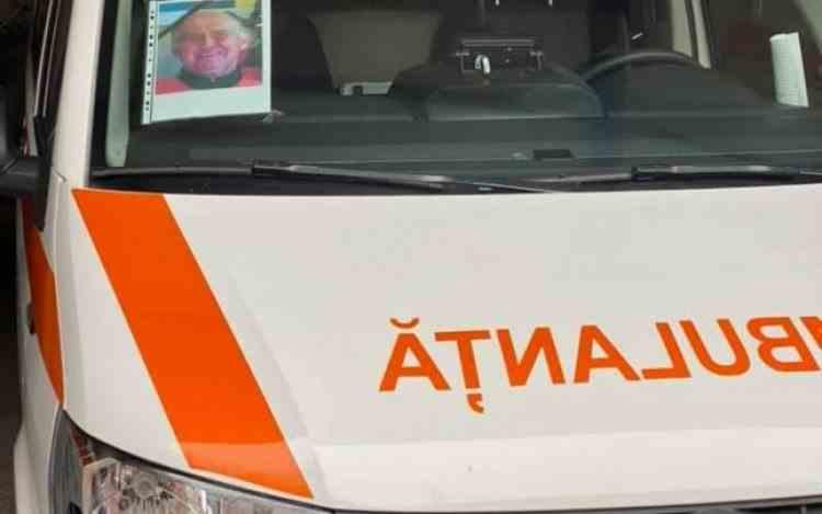 Un ambulanţier a murit după ce a dezvoltat o formă gravă a infecției cu COVID-19