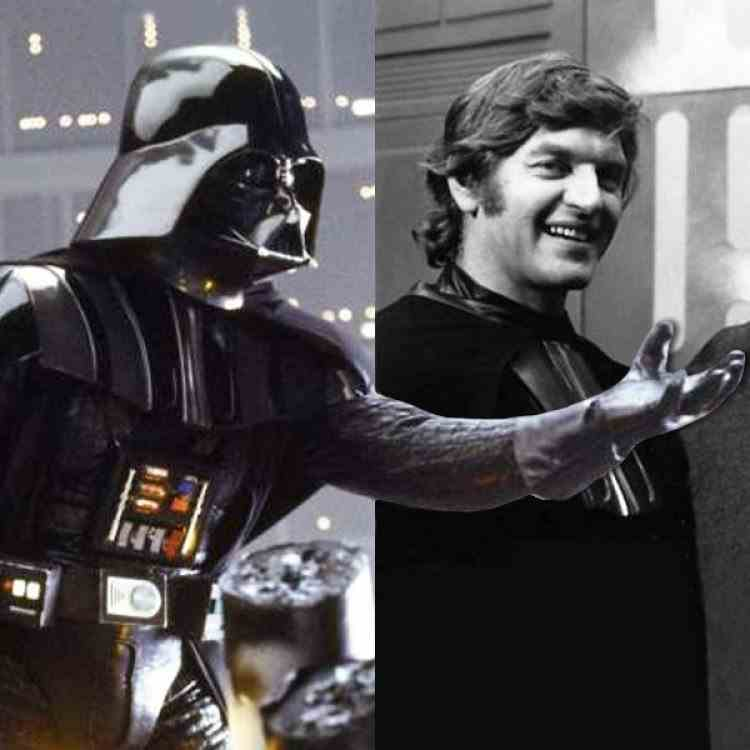 A murit Dave Prowse - Actorul care l-a jucat pe Darth Vader în Războiul Stelelor